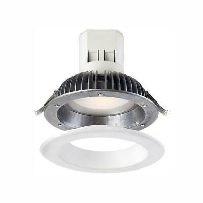 £19.11 • Buy EnviroLite Easy Up With Magnetic Trim 6 In. White Integrated LED Recessed Kit