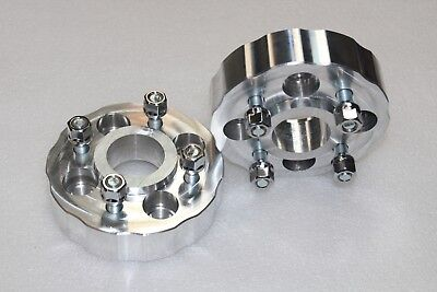 AU300 • Buy Tractor Kubota Bx23s Forged 2.5  Front Wheel Spacers Made In Aus
