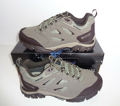 Regatta Ladies Trainers Waterproof Outdoor Trail New Hiking Shoes RRP £70 Size 3 • 22.98£