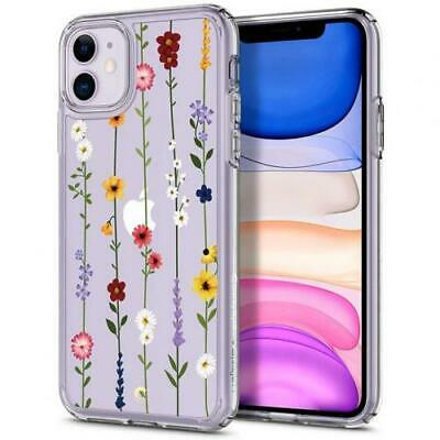 AU34.48 • Buy Spigen CYRILL Ciel IPhone 11 (6.1'') Fashion Case - Flower Garden, Grip-friendly