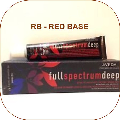 £12.95 • Buy Rb Aveda Full Spectrum Protective Deep Extra Lift+ Deposit Creme Colour Red Base