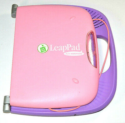 £15.46 • Buy Leap Frog LeapPad Plus Microphone Electronic Learning System Console Pink Purple