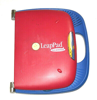 £12.87 • Buy Leap Frog LeapPad Plus Microphone Electronic Learning System Console Red & Blue