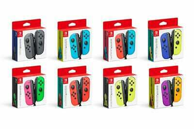 $99.95 • Buy New Nintendo Switch Joy Con Wireless Controller - Various Colors Available