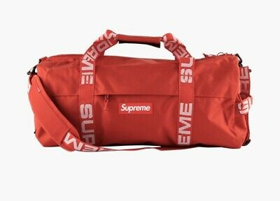 $ CDN552.74 • Buy NEW Supreme SS18 Cordura Duffle Bag 36L Red - IN HAND 100% Authentic!
