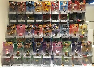 AU19 • Buy Amiibo Super Smash Bros Series Multi Buy Updated Oct 19th