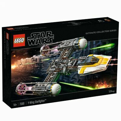 AU650 • Buy LEGO 75181 UCS Y-wing Starfighter Ultimate Collector Series