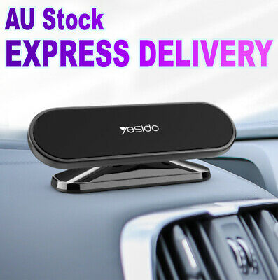 AU14.50 • Buy 360º Rotate Universal Magnetic Car Mount Dash Phone Holder For IPhone Galaxy GPS