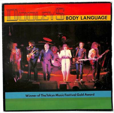 The Dooleys - Body Language - 7  Record Single • 3.61£