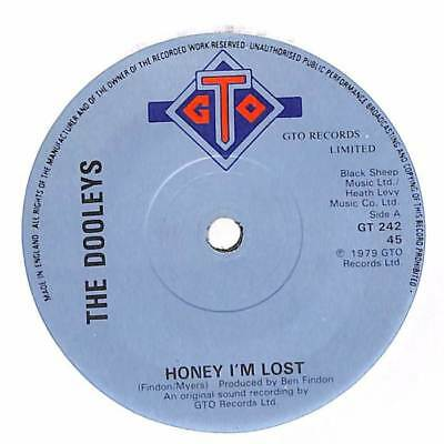 The Dooleys - Honey I'm Lost - 7  Record Single • 2.89£