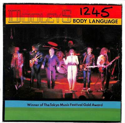 The Dooleys - Body Language - 7  Record Single • 2.98£