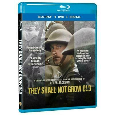 $23.55 • Buy They Shall Not Grow Old [Blu-ray]