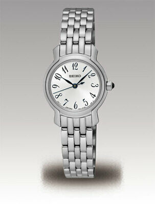 $ CDN139.99 • Buy Seiko Womens Stainless Steel White Dial Watch - SXGP63 SXGP63P1