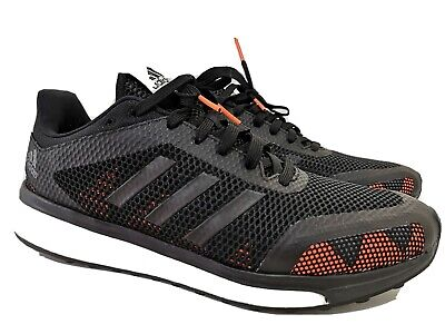 $ CDN69.99 • Buy NIB - Adidas Response+ M Boost Running Shoes 10.5 - Black With Red