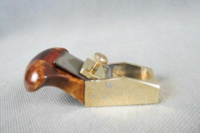 Thumb Brass Flat Bottom Planes1 7/8 (47mm) Violin.cello .bass.woodworking Tool • 29£