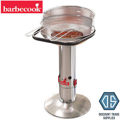 Barbecook Loewy 50 SST Barbecue Charcoal Grill Quick Start Easy Clean BBQ Barrel • 149.99£