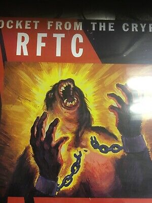 Rocket From The Crypt RFTC  Vinyl Album New And Sealed • 15£