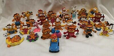 Vintage Garfield Figures Bully 70s 80s Lot 2 • 5.99£