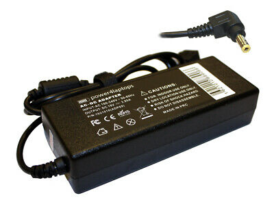 £33.48 • Buy Toshiba Equium P200D-139 Compatibele Laptopvoeding AC-adapter Oplader