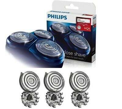 $ CDN70.74 • Buy PHILIPS HQ9 Replacement Shaving Heads Original PHILIPS Norelco Made In  Holland