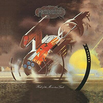 £6.25 • Buy HAWKWIND HALL OF THE MOUNTAIN GRILL CD (1996 Remastered With Bonus Tracks)