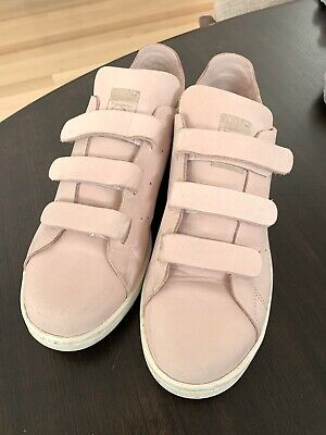 AU40 • Buy ADiDAS STAN SMITH SNEAKERS LEATHER WOMEN SIZE US10/AU 10 EUC