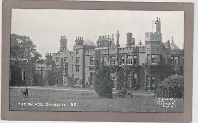 £6 • Buy The Palace - Danbury - Chelmsford - Essex - Postcard - Fred Spalding # 82