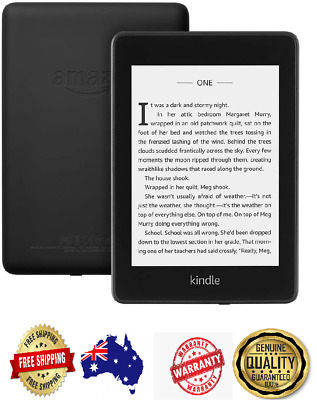 AU216 • Buy NEW Amazon Kindle Paperwhite WiFi 8GB E-Reader| AUS| GENUINE| FREE SHIPPING