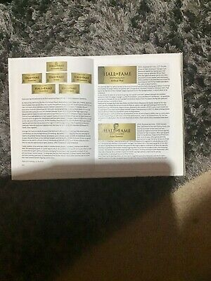 £1 • Buy Southport FC Programme For Inaugural Hall Of Fame - 16 November 2019