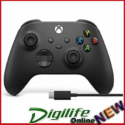 AU87 • Buy Microsoft Xbox One Wireless Bluetooth Controller, USB Cable For Window Black