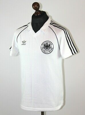 Germany National Team Retro Style Football Shirt #5 Beckenbauer Adidas Size M • 39.99£