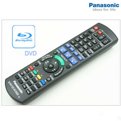 AU19.99 • Buy PANASONIC REMOTE FOR N2QAKB000067 N2QAYB000479 Blu-ray DVD Recorder
