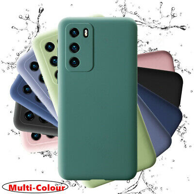 Case For Huawei P40 P30 Lite Pro P Smart 2020 Shockproof Hybrid Silicone Cover • 3.65£