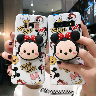$ CDN10.12 • Buy For Samsung Galaxy S20 Plus Note 10 Cartoon Disney Mickey Mouse Soft Case Cover