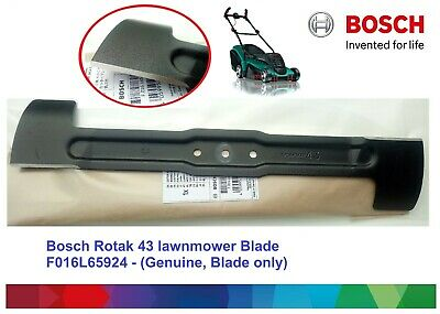 Genuine Bosch Rotak 43 Ergoflex 3600H81D02 Lawnmower Cutting Blade  F016L65924 • 25.95£