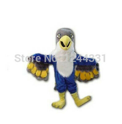 Eagle Bird Mascot Costume Cosplay Party Dress Clothing Carnival Christmas Adults • 238.50£