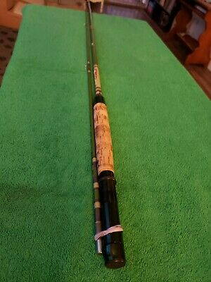$35 • Buy 1-Garcia Conolon 3Stars 8' Model 8237A VTG Fly Fishing Rod 2 PC Collectible USA