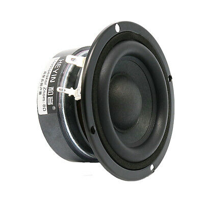 AU32.25 • Buy 3  Inch 4Ohm 8Ohm 25W Audio Speaker Woofer Subwoofer Bass Horn Loudspeaker