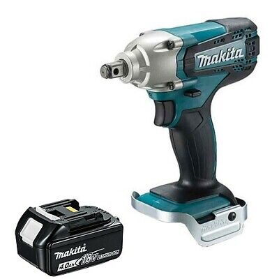 Makita DTW190Z 18V LXT Li-ion 1/2  Impact Wrench With 1 X 4.0Ah BL1840 Battery • 131.50£