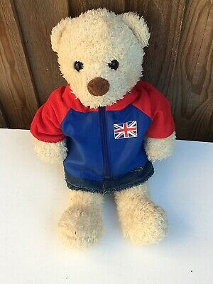 £9.99 • Buy Beautiful Chad Vally Design A Bear 🐻 With Team GB Outfit.
