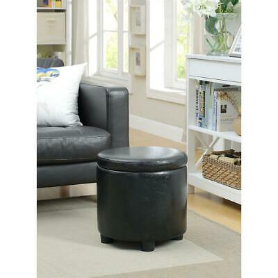$78.67 • Buy Designs4Comfort Round Accent Storage Ottoman
