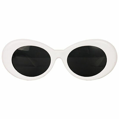 AU5.98 • Buy Clout Goggles Sunglasses Rapper Oval Shades Grunge Unisex Glasses