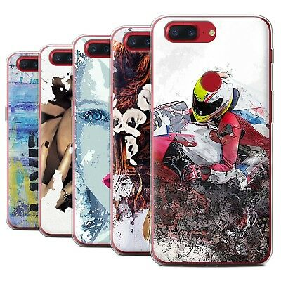 AU13.90 • Buy STUFF4 Gel/TPU Case/Cover For OnePlus 5T/Fragments