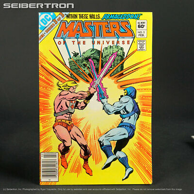 $29.99 • Buy MASTERS OF THE UNIVERSE #3 (of 3) DC Comics 1983 MOTU 200508A