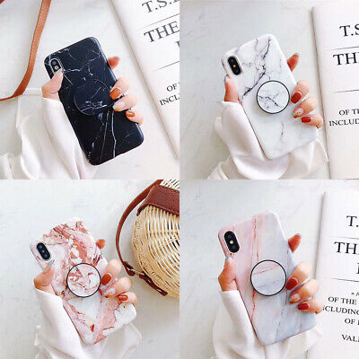AU7.24 • Buy Case For IPhone 11 8 7 Plus Pro MAX XR ShockProof Marble Phone Silicone Cover