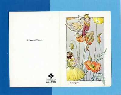 Margaret W. Tarrant Unsigned Vintage Greeting Card • 7.24£