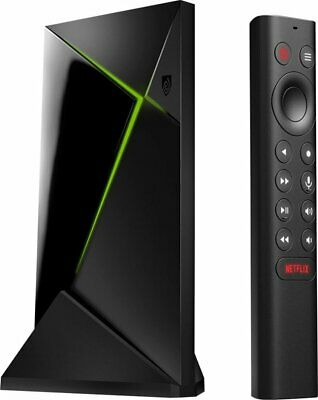 $ CDN324.37 • Buy NVIDIA Shield TV Pro 4K UHD Streaming Media Player With Google Assistant - Black