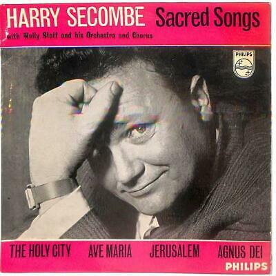 Harry Secombe - Sacred Songs - 7  Vinyl Record EP • 3.15£