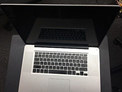 $300 • Buy Apple MacBook Pro 17  Early 2008 Core 2 Duo For Parts