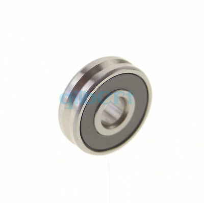 $3.98 • Buy 6*19*6mm V Groove Width 2mm Guide Pulley Sheave Sealed Rail Ball Bearing